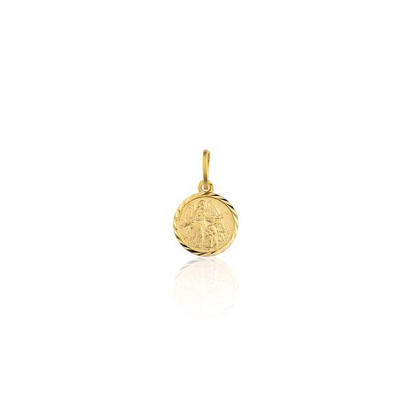 Medalha-Anjo-da-Guarda-em-ouro-amarelo-18k