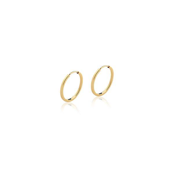 Brinco-Argola-Redonda-Ouro-Amarelo-18K-11mm---Hoops