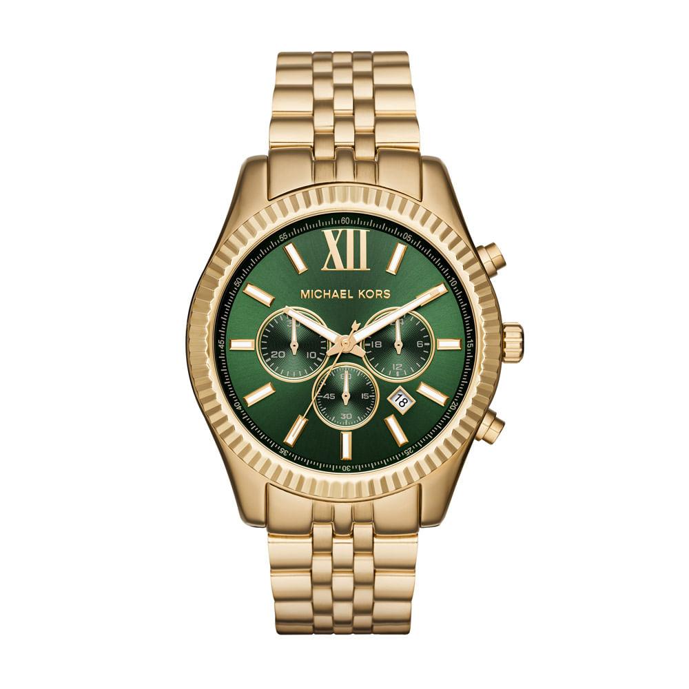 59f79e436 ... Ofertas de Grife Relógio Michael Kors MK84464VN ...