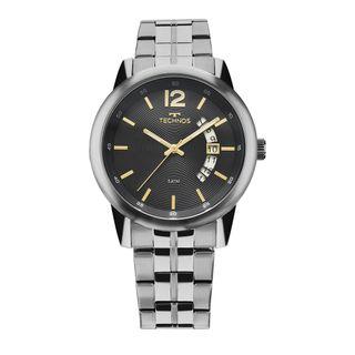 f34b8224cc7 2315KZM1P · CL Joias · Relógio Technos Steel Masculino 2315KZM 1P