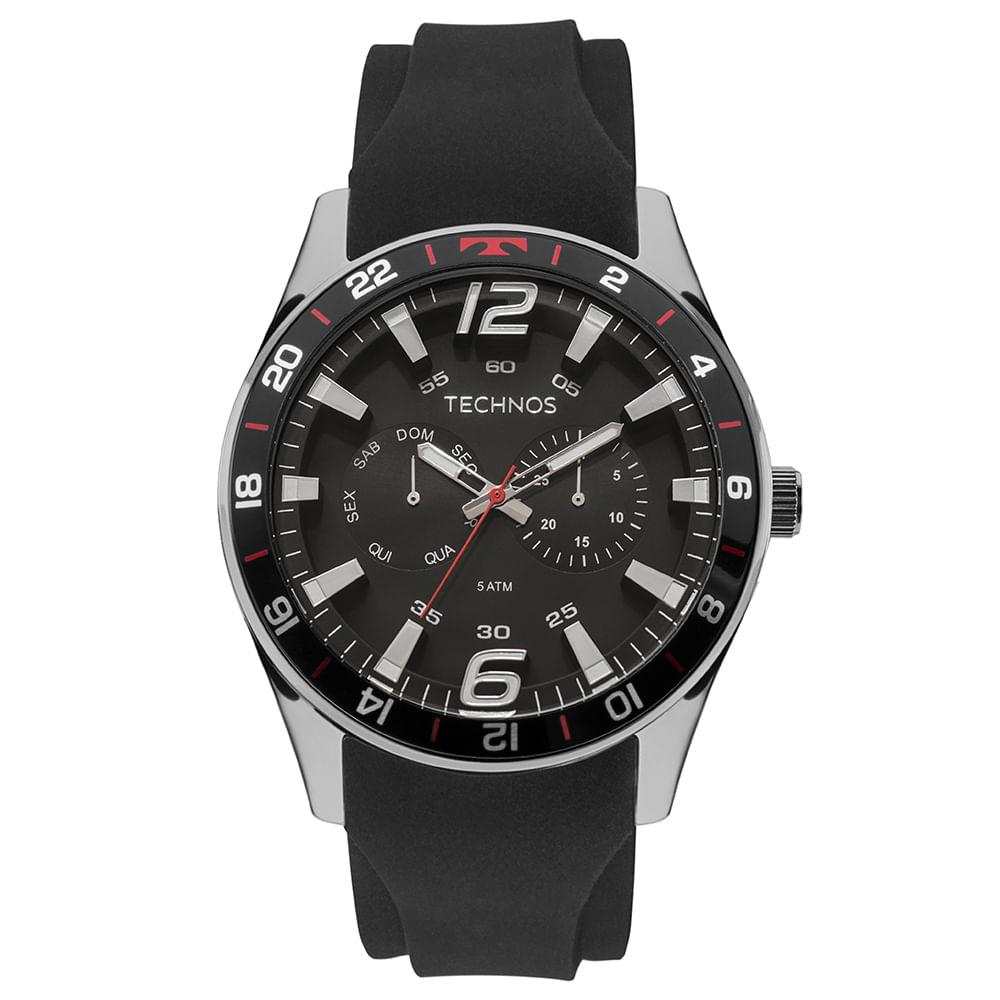 9fa4e69093d Relógio Technos Racer Masculino 6P25BN 8P - cljoias