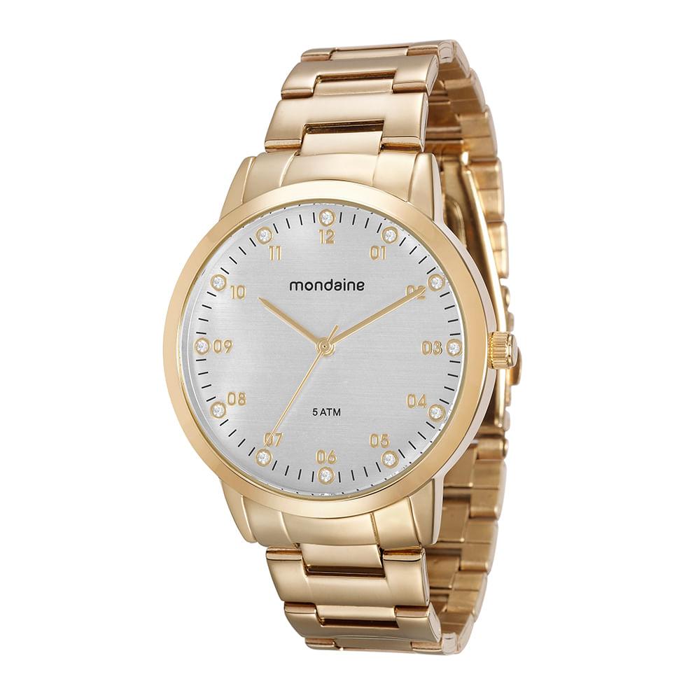 e0db7f31b36 Relógio Mondaine Feminino 76590LPMVDE1 - cljoias